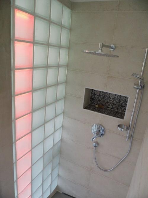 Liblox Glasbausteine kaufen für die Duschwand